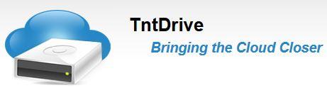 TNTDrive Webseite